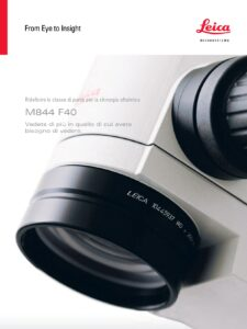 Leica M844 F40